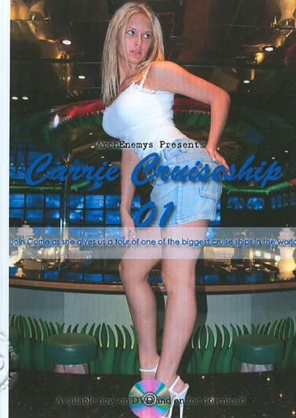 Carrie Cruiseship 01 Box Cover