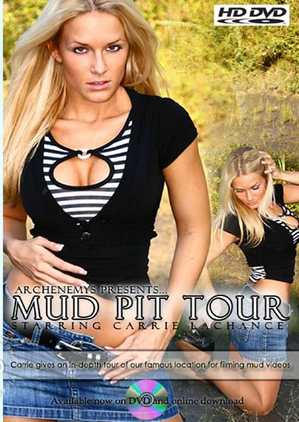 Mud Pit Tour Box Cover