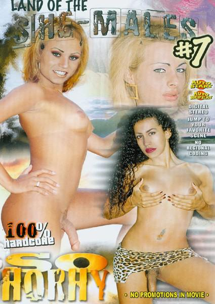 Land Of The She-Males 7- So Horny Box Cover