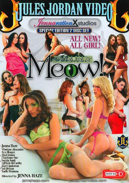 Jenna Haze Meow! (Disc 1) Box Cover