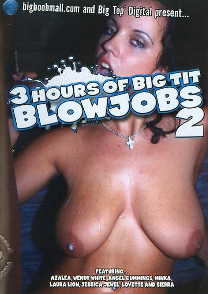 3 Hours Of Big Tit Blowjobs 2 Box Cover