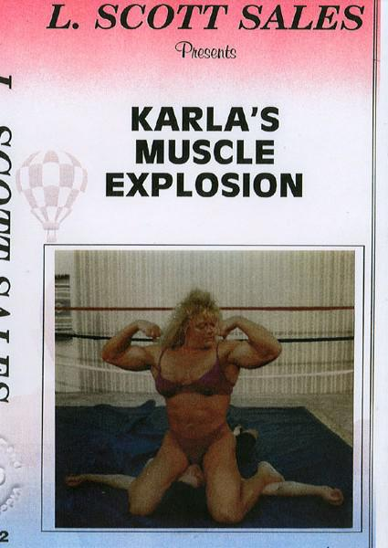 LSS-102: Karla's Muscle Explosion Box Cover