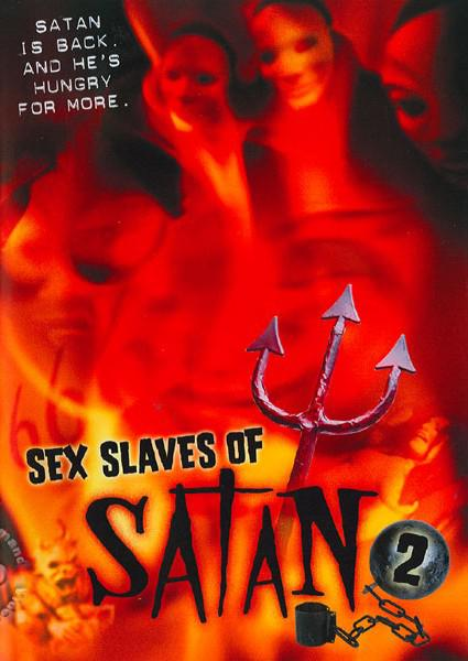 Sex Slaves Of Satan 2 Box Cover
