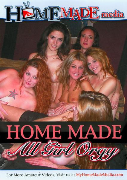 Home Made All Girl Orgy Box Cover