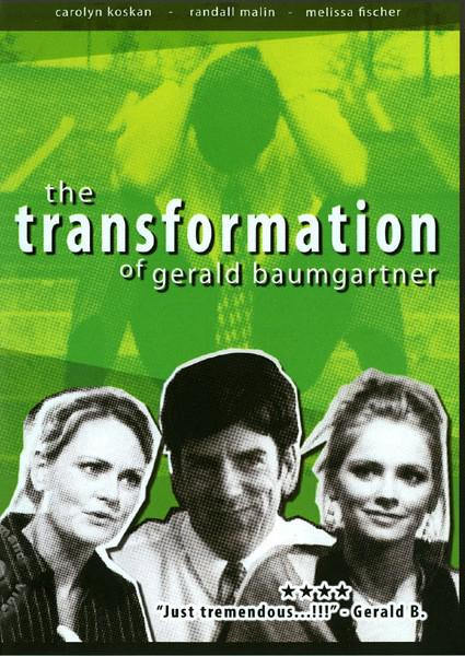 The Transformation of Gerald Baumgartner Box Cover