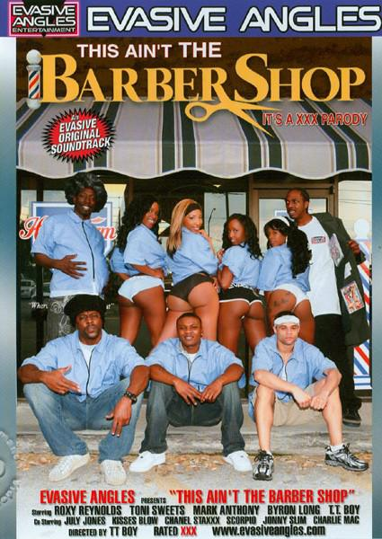 This Ain't The Barber Shop Box Cover