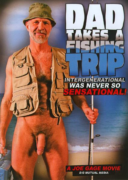 Dad Takes A Fishing Trip Box Cover