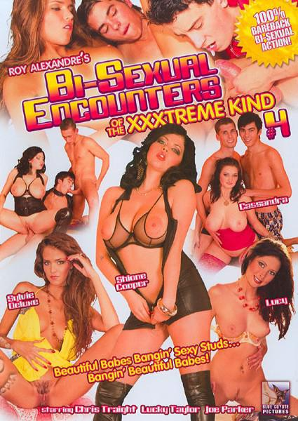 Bi-Sexual Encounters Of The Xxxtreme Kind #4 Box Cover