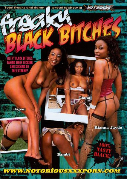 Freaky Black Bitches Box Cover