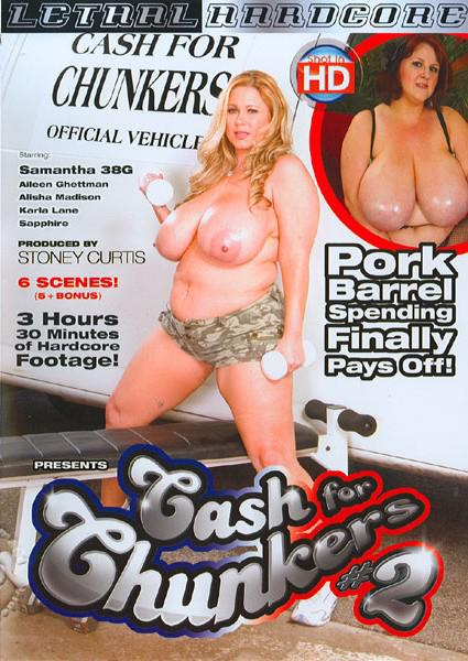 Cash For Chunkers #2 Box Cover