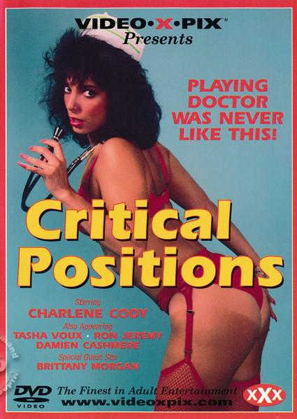 Critical Positions Box Cover