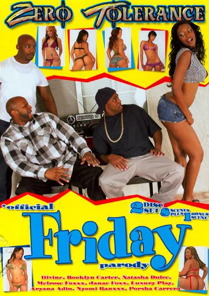 Official Friday Parody (Disc 2) Box Cover