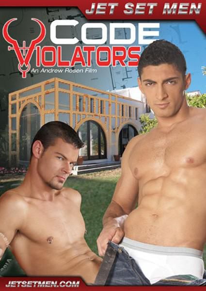 Code Violators Box Cover