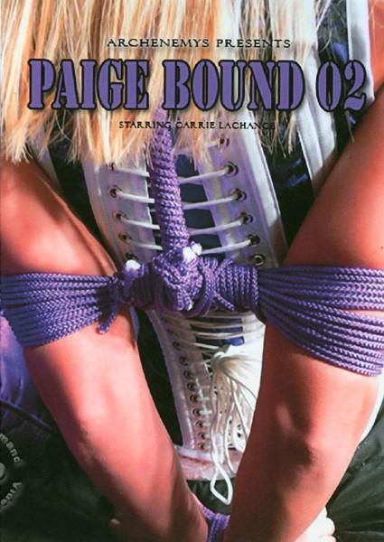 Paige Bound 02 Box Cover