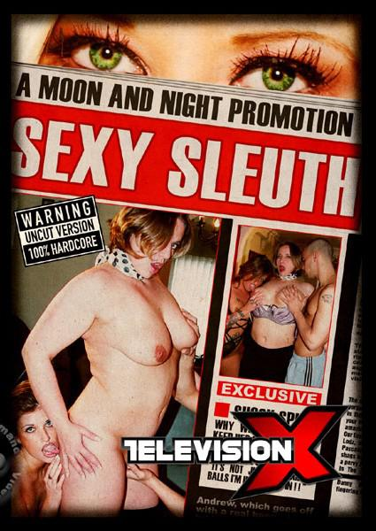 Sexy Sleuth Box Cover