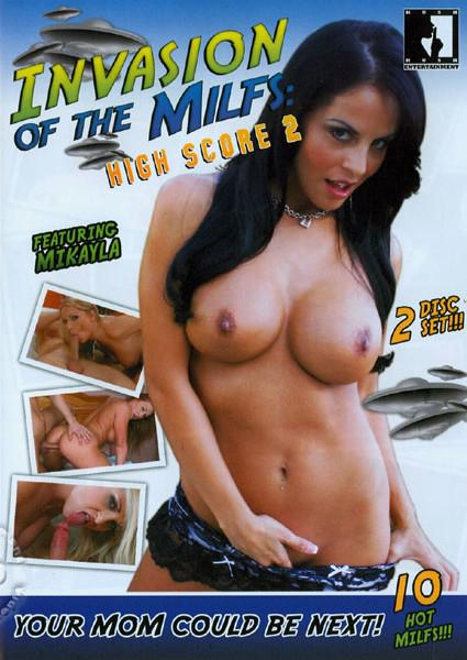 Invasion Of The MILFs: High Score 2 (Disc 1) Box Cover