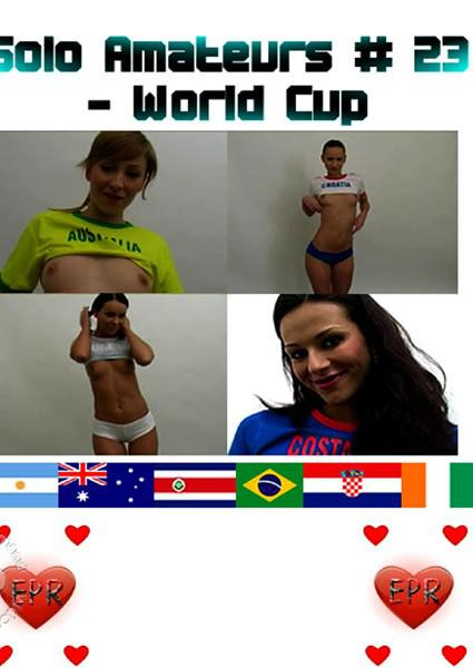 Solo Amateurs #23 - World Cup Box Cover