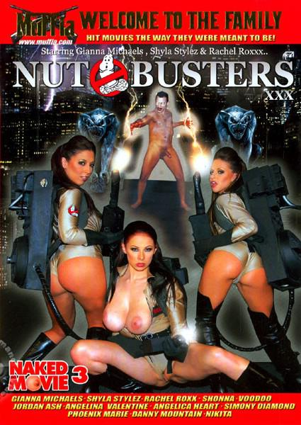 Nut Busters Box Cover