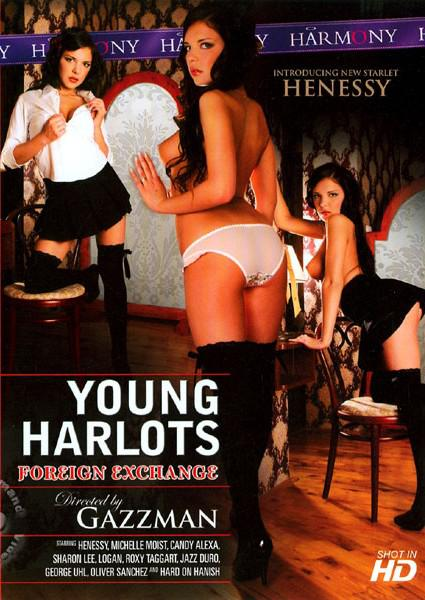 Young Harlots Foreign Exchange Box Cover