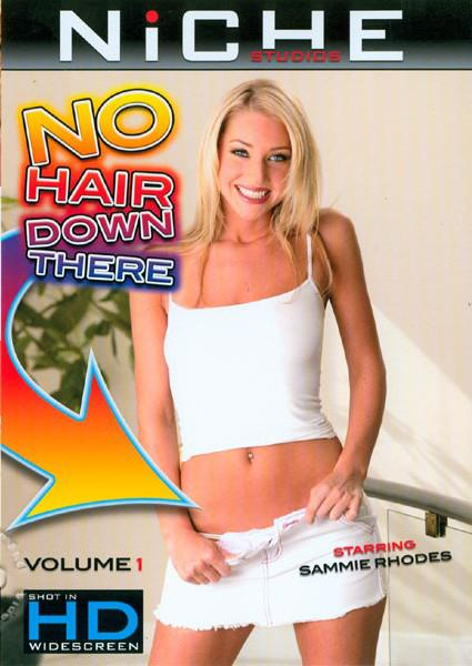 No Hair Down There Volume 1 Box Cover