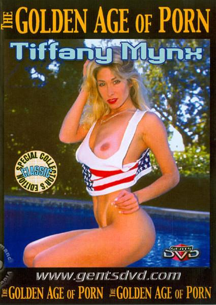 The Golden Age Of Porn - Tiffany Mynx Box Cover