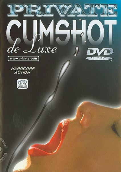 Cumshot De Luxe Box Cover