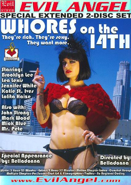 Whores On The 14th (Disc 1) Box Cover