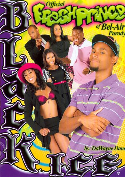 Official Fresh Prince Of Bel-Air Parody Box Cover