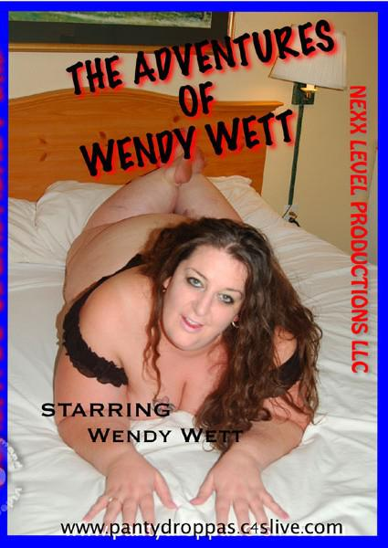 The Adventures Of Wendy Wett Box Cover
