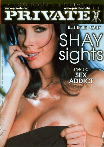 The Private Life Of Shay Sights Box Cover