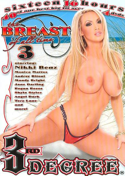 The Breast Of All Time 3 (Disc 3) Box Cover