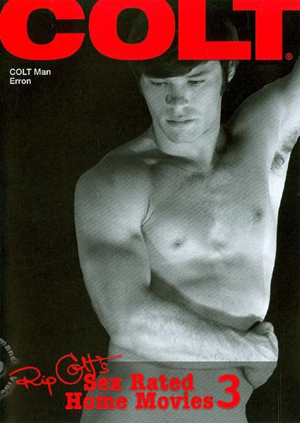 Rip Colt's Sex Rated Home Movies 3 Box Cover