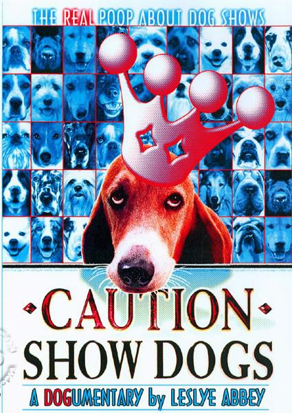Caution: Show Dogs Box Cover