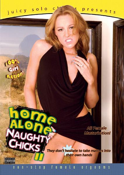 Home Alone Naughty Chicks II Box Cover