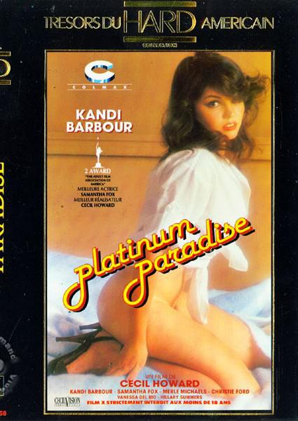 Cecil Howard's Platinum Paradise (French) Box Cover