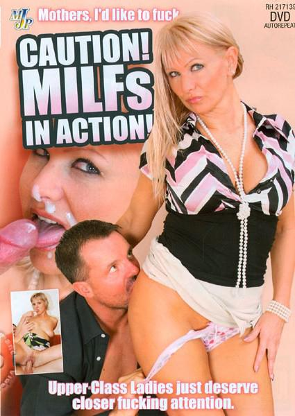 Caution! MILFs In Action - Upper Class Ladies Just Deserve Closer Fucking Attention! Box Cover