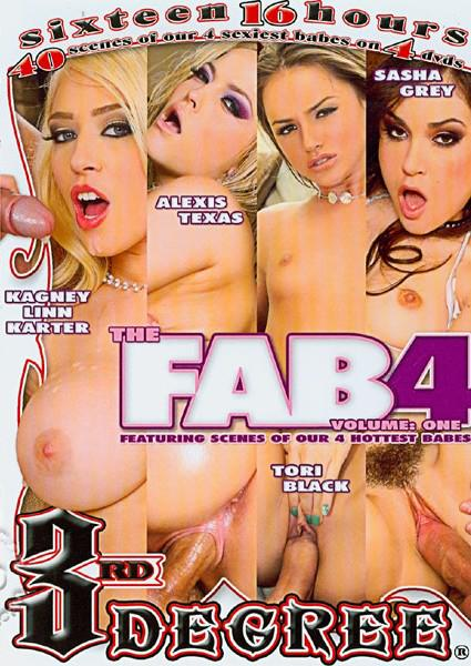 The Fab 4 (Disc 4) Box Cover