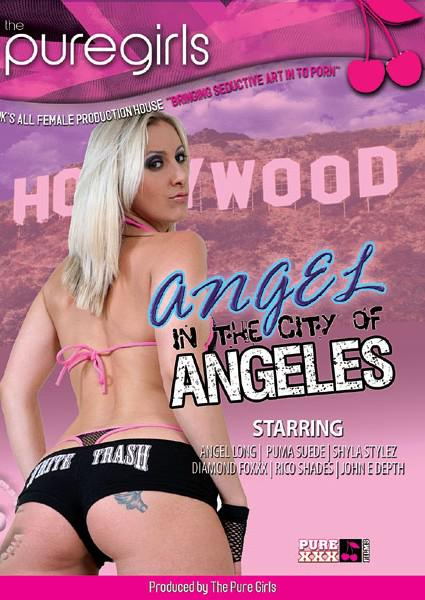 Angel In The City Of Angels Box Cover