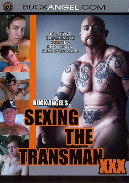 Buck Angel's Sexing The Transman XXX Box Cover