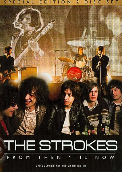 The Strokes: From Then 'Til Now (823564525396) Box Cover