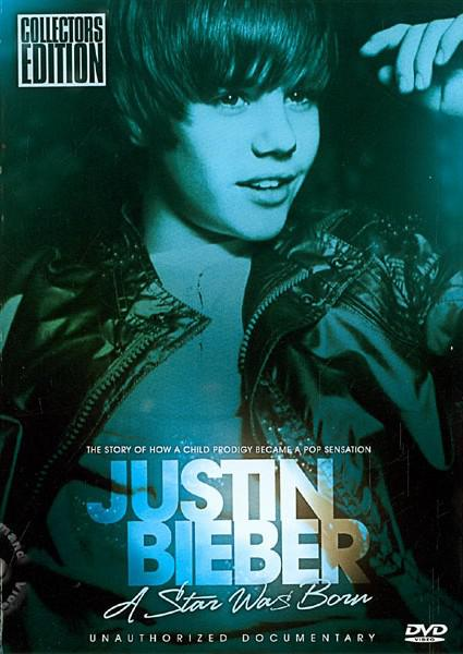 Justin Bieber: A Star Was Born (827191000257) Box Cover