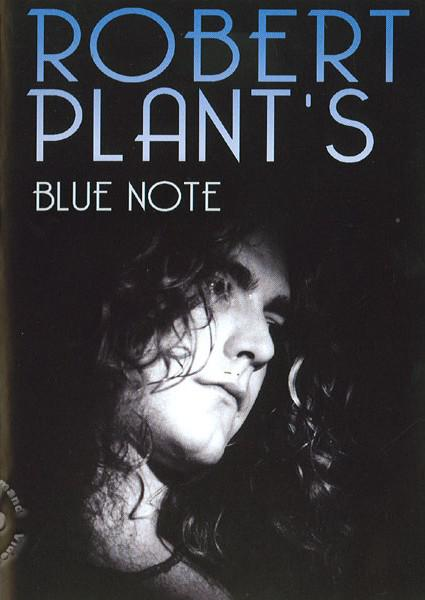 Robert Plant's Blue Note (823564526195) Box Cover