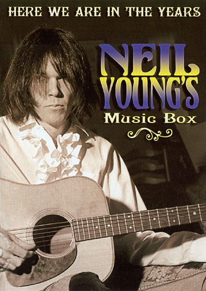 Neil Young's Music Box (823564524993) Box Cover