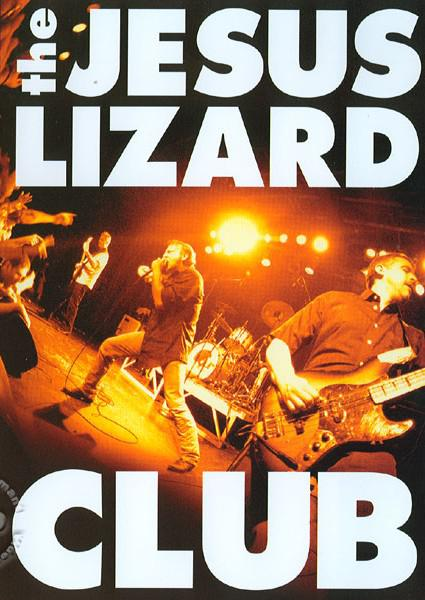 The Jesus Lizard Club (760137520696) Box Cover