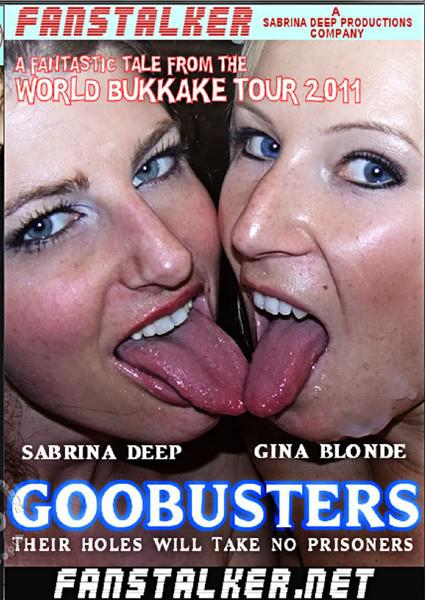 Goo Busters Box Cover
