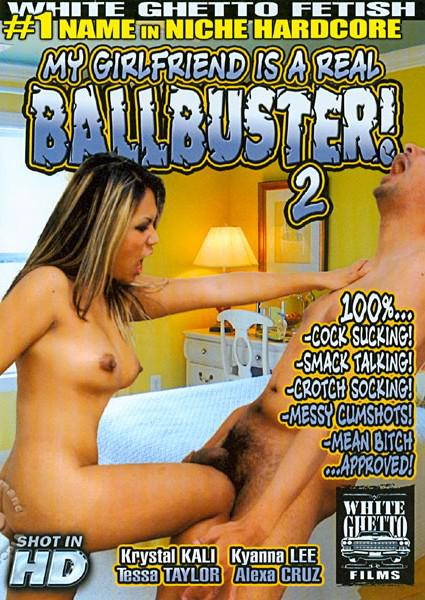 My Girlfriend Is A Real Ballbuster! 2 Box Cover