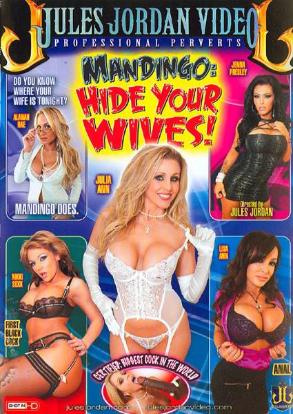 Mandingo: Hide Your Wives! Box Cover