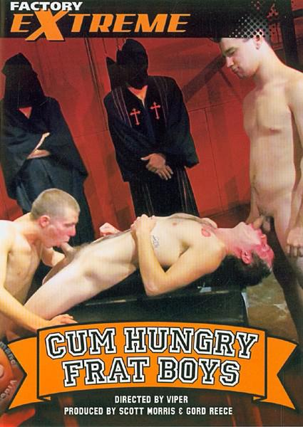 Cum Hungry Frat Boys Box Cover