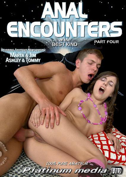 Anal Encounters Of The Best Kind - Part 4 Box Cover