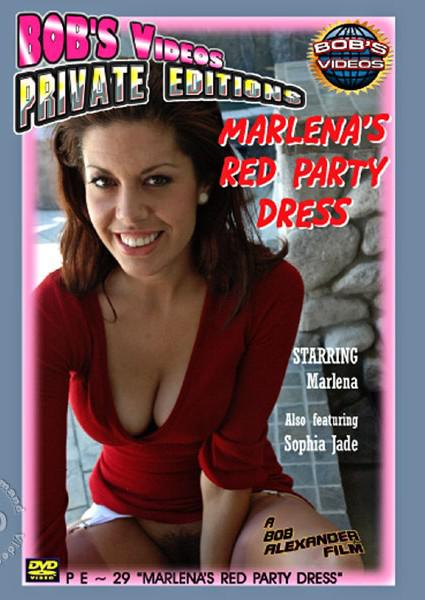 Private Editions 29 - Marlena's Red Dress